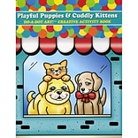 Playful Puppies & Cuddly Kittens Book