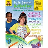 Daily Summer Activities, Moving Gr K-1