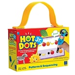 Hot Dots® Jr. Cards, Patterns&Sequencing