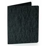 Recycled Report Covers, Black, 5/Pack