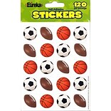 Eureka Mixed Sports Theme Stickers