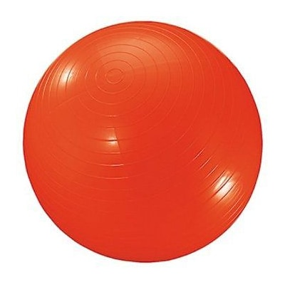 Martin Sports Exercise Ball, Red, 40