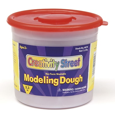 Chenille Kraft® Modeling Dough, 18lb. Assortment