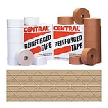 Central Kraft 235 Reinforced Tape, 72 mm x 450, 10 Pack (T907235)
