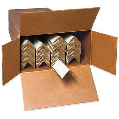 3 x 3 x 60 .160 -  Edge Protector- Cased, 25/Case