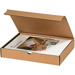 Partners Brand Literature Mailers, 15 1/8 x 11 1/8 x 3, Kraft, 50/Bundle (M15113K)
