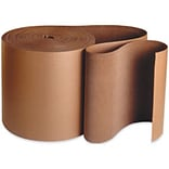 Singleface Corrugated Roll, 24 x 250, 1 Roll