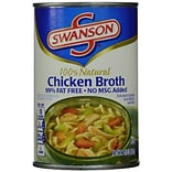 Chicken Broth 99% Fat Free