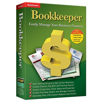 Bookkeeper 2014 for Windows (1 User) [Download]