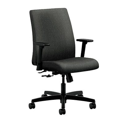 HON® Ignition® Low-Back Office/Computer Chair, Gray