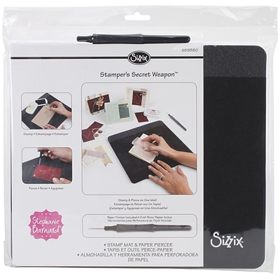 Sizzix Stampers Secret Weapon