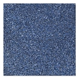Crown® Marlin Blue Rely-On Olefin Wiper Mat