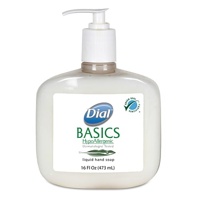 Dial® Professionals® Basics Liquid Hand Soap, Rosemary & Mint