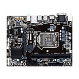 GIGABYTE™ Ultra Durable Micro-ATX Desktop Motherboard; 32GB DDR4 (GA-H110M-S2H GSM)