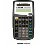 Texas Instruments TI-30Xa 10 Digit Scientific Calculator, Black