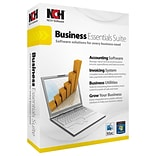 NCH Software® Business Essentials Software Suite; Windows (RET-BE001)