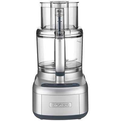 Cuisinart® Elemental 11-Cup Food Processor; Silver (FP-11SV)