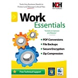 NCH Software® Work Essentials Software Suite; Windows (RET-WE001)