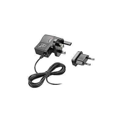 Plantronics® 81423-01 Universal AC Adapter; Black
