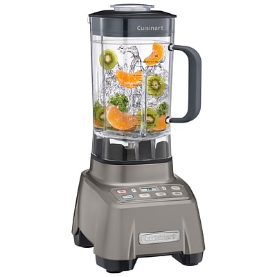 Cuisinart® Hurricane™ 60 oz. 2.25 Peak HP Blender; Gunmetal (CBT-1500)