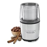 Cuisinart® 0.4-Cup Electric Spice & Nut Grinder; Stainless/Black (SG-10)