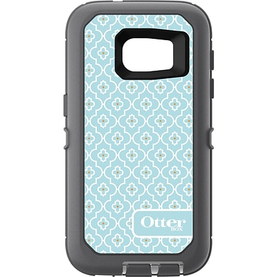 Otter Box® Defender Series Protective Case for Galaxy S7; Moroccan Sky (77-52920)