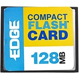 Edge™ PE179465 Digital Media 128MB Compact Flash Card