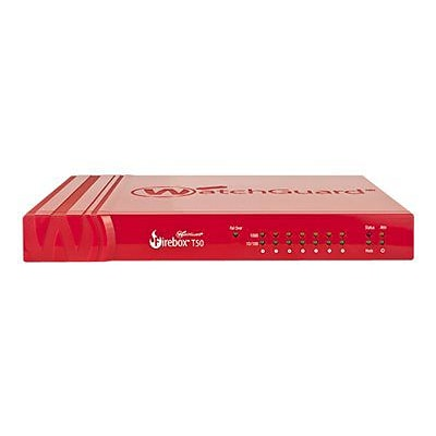 WatchGuard® Firebox T50 7 Port Network Security/Firewall Appliance