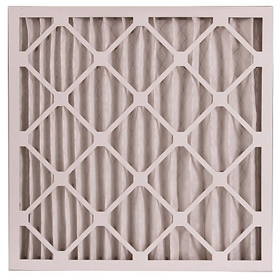 Brighton Professional™ MERV 8 16 x 30 x 2/15.5 x 29.5 x 1.75 Pleated Air Filter, 6/Pack (FB16X30X2_6)
