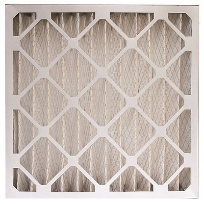 Brighton Professional™ MERV 11 24 x 24 x 4/23.38 x 23.38 x 3.75 Pleated Air Filter; 3/Pack (FA24X24X4N_3)