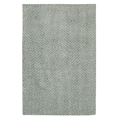 Mohawk Home Clinton EverStrand PET 8x10 Aqua Rug (086093489564)