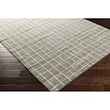 Artistic Weavers Sutton Brooke Gray Area Rug; 711 x 103