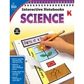 Carson-Dellosa Interactive Notebooks Science Kindergarten Resource Book (104904)