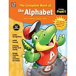 Thinking Kids The Complete Book of the Alphabet PreK1 Workbook (704932)