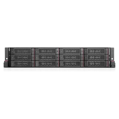 Lenovo™ 70D0000HUX 8GB Xeon 1xE5-2640 v3 8C/2.6 GHz/20 MB/90 With 1866 MHz Rack Mount ThinkServer RD650 Server