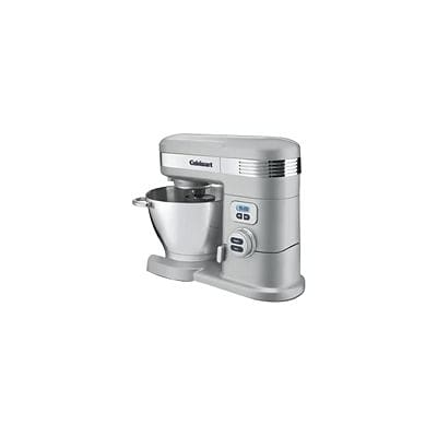 Conair® Cuisinart® 12 Speed 5.5 qt. Stand Mixer; Brushed Chrome