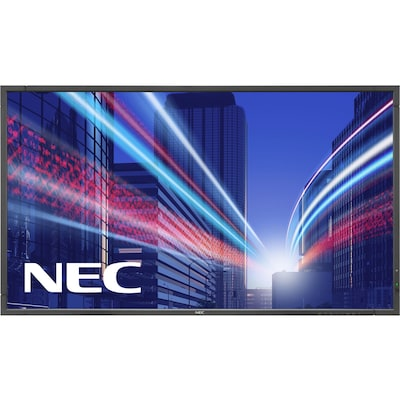 "Nec E Series E905 90"" 1080p Commercial Led Lcd Tv, Black"