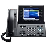 Cisco™ CP-8961-C-K9-RF 5-Line Conference Corded Unified Standard Handset IP Phone; Office Phones, Ch