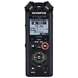 Olympus LS-P2 PCM Digital Voice Recorder; 8GB, Black