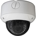 Avue AV56HTWA-2812 Vari-Focal IR Dome Camera; White