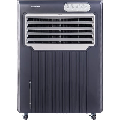 Honeywell 148pt Indoor/Outdoor Evaporative Air Cooler; Gray/White (CO70PE)