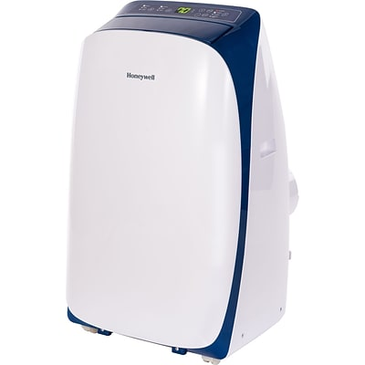 Honeywell HL Series 12;000 BTU Portable Air Conditioner with Remote Control - White/Blue (HL12CESWB)