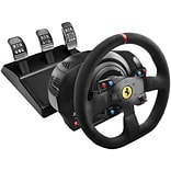 THRUSTMASTER 4169082 PlayStation®4/PlayStation®3/PC T300 Ferrari Alcantara Edition Racing Wheel
