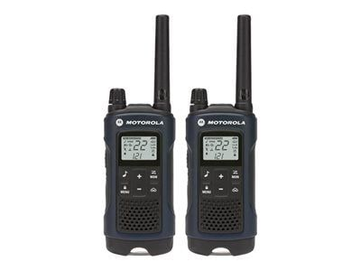 Motorola Talkabout(r) T460 T4B32201LERAAV Weather Alert FRS/GMRS Two Way Radio