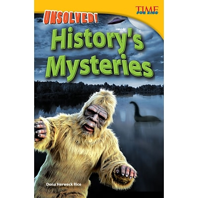 Unsolved! Historys Mysteries (Time for Kids)