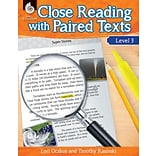 Close Reading with Paired Texts Level 3, Paperback (51359)