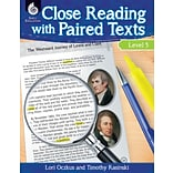 Close Reading with Paired Texts, Paperback (51361)