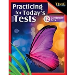 TIME For Kids: Practicing for Todays Tests Language Arts Level 2, Paperback (51474)