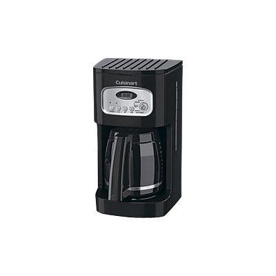 Cuisinart® DCC-1100 Refurbished Coffee Maker; 12-Cup, Black