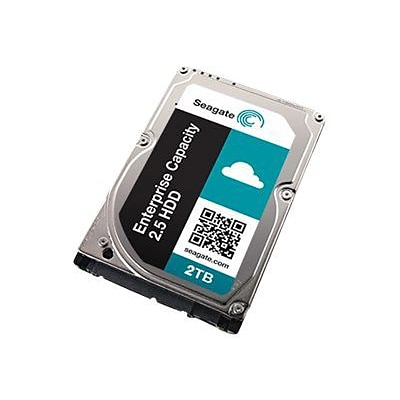 Seagate Enterprise ST2000NX0273 2TB SAS 12Gb/s 2.5 Internal Hard Drive